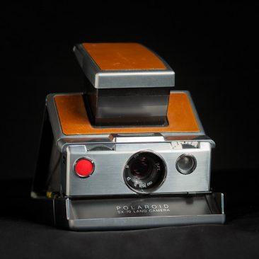 SX-70 Polaroids